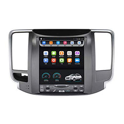 "10.4"" Vertical Screen Android Navigation Radio for Nissan Altima Teana 2008 - 2012"
