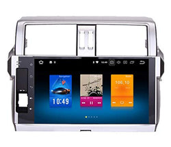 "10.2"" Octa-core Quad-core Android Navigation Radio for Toyota Prado 2014 2015"