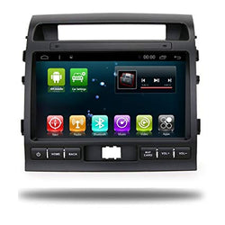"[Open box ] 10.2"" Octa-core Quad-core Android Navigation Radio for Toyota Land Cruiser 2008 - 2015"