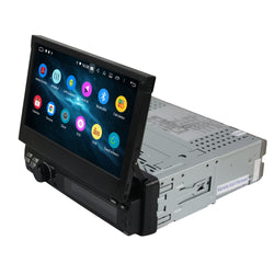"One Din 7"" Six-core Eight-core Android 10.0 OEM Navigation Universa Radio"