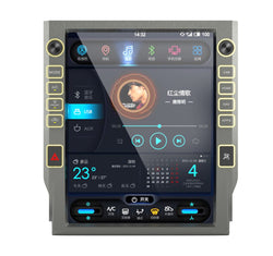 "[ Pre-order ] 13"" Android 9 / 10 Vertical Screen Navigation Radio for Toyota Tundra 2014 - 2021"