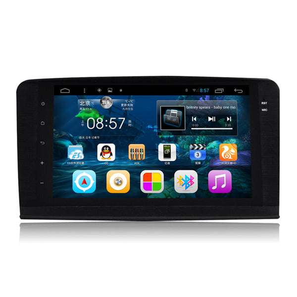 "9"" Octa-Core Android Navigation Radio for Mercedes-Benz ML-class 2005 - 2012"