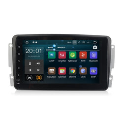 "8"" Octa-Core Android Navigation Radio for Mercedes-Benz CLK SLK ML G 1998 - 2004"