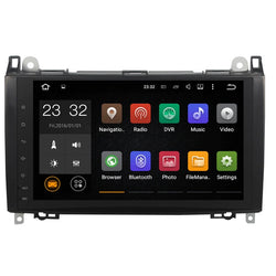 Android Radios for Mercedes-Benz Vehicles | Phoenix Android