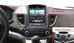 "10.4"" Vertical Screen Android 7.1 Navi Radio for  Honda CR-V 2012"