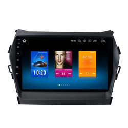 "9"" Octa-Core Android Navigation Radio for Hyundai Santa Fe 2013 - 2019"