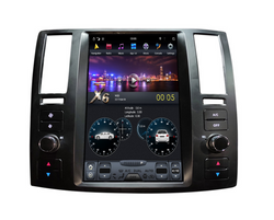 "[ PX6 SIX-CORE ] 11.8"" Vertical Screen Android 9 Fast boot Navigatio Receiver for Infiniti FX25 FX35 FX37 2004 - 2008"