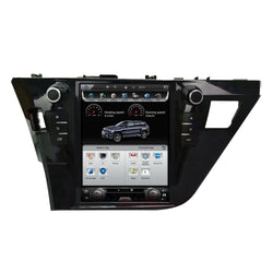 "10.4"" Vertical Screen Android Navigation Radio for Toyota Corolla 2014 - 2016"