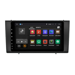 "8"" Octa-Core Android Navigation Radio for Mercedes-Benz GLS"