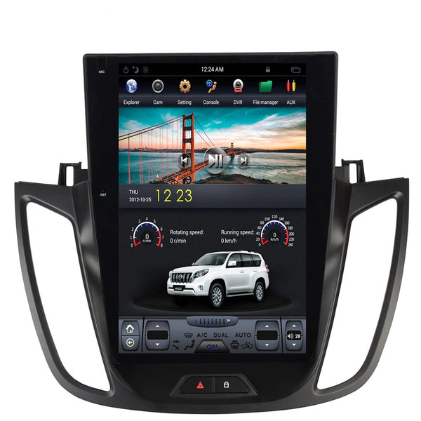 "12.1"" Android Navigation Radio for Ford Escape 2013 - 2019"
