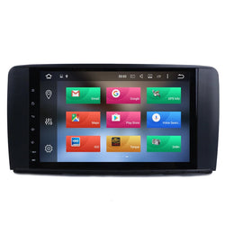 "9"" Octa-Core Android Navigation Radio for Mercedes-Benz R-class 2006 - 2012"