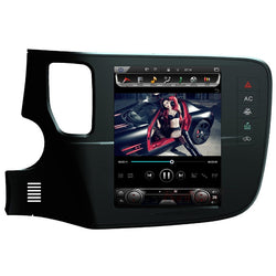 "10.4"" Android Navigation Radio for Mitsubishi Outlander 2014 - 2019"
