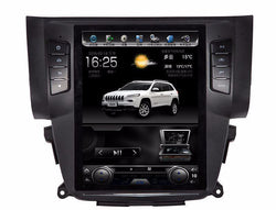 "[Open-Box] 10.4"" Vertical Screen Android Navigation Radio for Nissan Sentra 2013 - 2017"