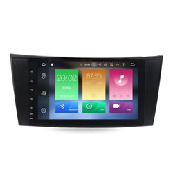 "8"" Octa-Core Android Navigation Radio for Mercedes-Benz E-class 2003 - 2008"