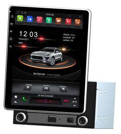 "Open box 9.7"" Universal Vertical Screen Android Navigation Radio"