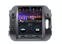 "[ PX6 Six - Core ] 10.4"" Vertical Screen Android 9.0 Navigation Radio for Kia Sportage 2010 -"