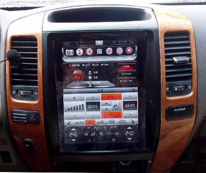 """Toyota Pay By Phone >> 10.4"""" Metal Trim Android Navigation Radio for Lexus GX 470 ..."""