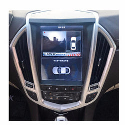"10.4"" Vertical Screen Android 7.1 Fast Boot Navi Radio for Cadillac SRX 2010 - 2012"