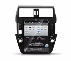 "12.1"" Android Navigation Radio for Toyota Land Cruiser Prado 2009 - 2017"