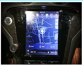 10 4 Quot Tesla Style Vertical Screen Android Navigation Radio