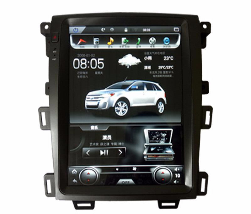 """12.1"""" Android Navigation Radio For Ford Edge 2011"""