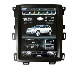 "12.1"" Android Navigation Radio for Ford Edge 2011 - 2014"