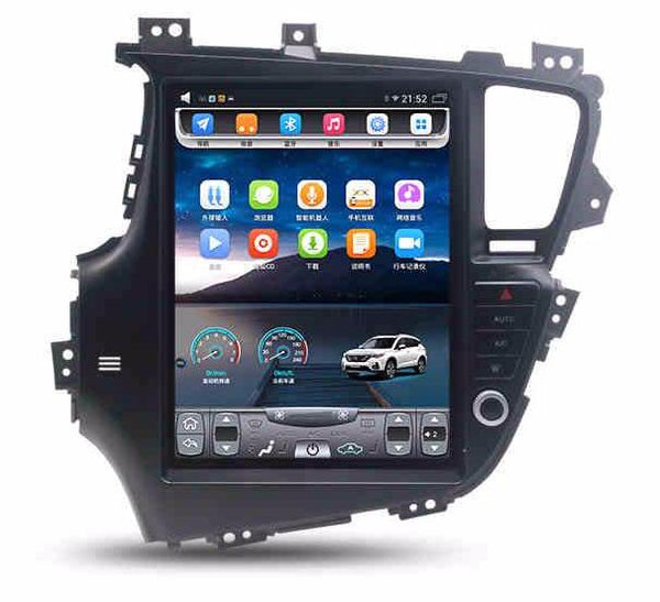 "12.1"" Android Navigation Radio for Kia Optima 2011 - 2013 K5 2011 - 2015"