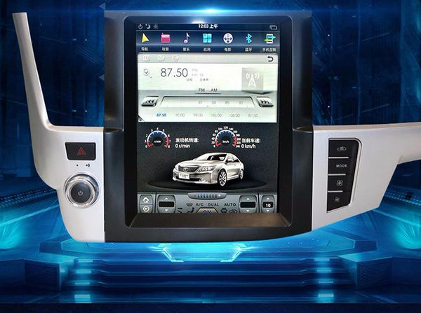 "12.1"" Android Navigation Radio for Toyota Highlander 2014 - 2017"