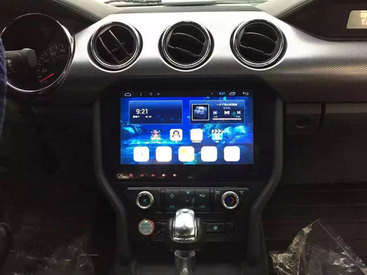 10 2 Quot Quad Core Android 6 0 Navigation Radio For S550 Ford