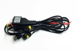 Bi-Xenon Hi-Low Harness HID compatible