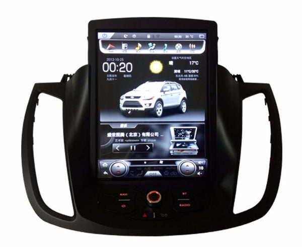"Open Box 10.4"" Vertical Screen Android Navi Radio for Ford Escape Kuga 2013 - 2017"