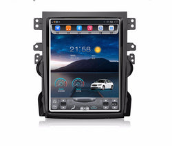 "[Refurbished] 10.4"" Vertical Screen Android Navigation Radio for Chevrolet Malibu 2013 2014 2015"