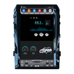"16"" Vertical Screen Android Navi Radio for Toyota Land Cruiser 2008 - 2015"
