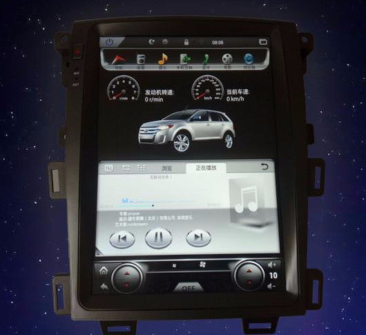 12 1 Quot Android Navigation Radio For Ford Edge 2011 2014