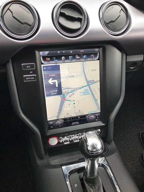 Anyone have this replacement head unit? | Ford Mustang