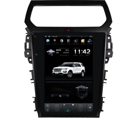 "12.1"" Android Navigation Radio for Ford Explorer 2011 - 2019"