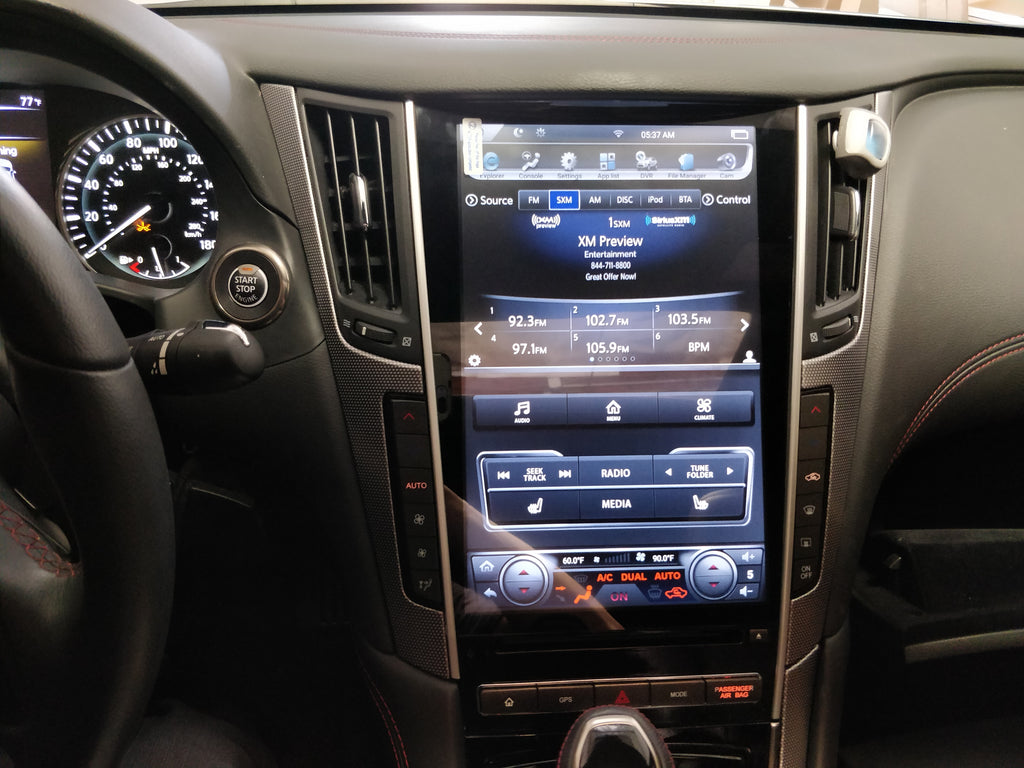 Quot Mark 2 1 Quot 12 1 Quot Android 7 1 Fast Boot Navigation Radio