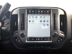 "[ PX6 SIX-CORE ] [Special Edition] 12.1"" Android Navi Radio for Chevy Silverado GMC SIERRA 2014 - 2019"