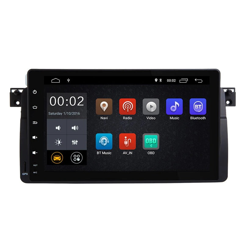 """9"""" Octa-Core Android Navigation Radio For BMW 3 Series M3"""