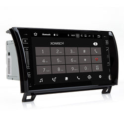 "9"" Octa-core Quad-core Android Navigation Radio for Toyota Tundra 2007 - 2013  Sequoia 2008 - 2019"