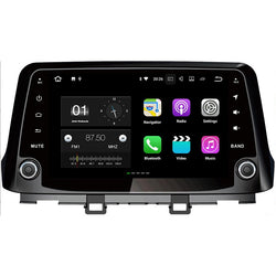 "9"" Octa-Core Android Navigation Radio for Hyundai Kona 2018 2019"