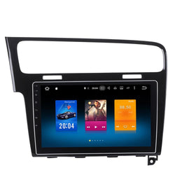 "10.2"" Octa-core Quad-core Android Navigation Radio for VW Volkswagen Golf 2013-2017"