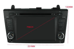 "7"" Android 7.1 Navigation Radio for  2007 - 2012 Nissan Altima & Altima Coupe w/o OEM Navi"