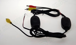 2.4Ghz Wireless Camera Video Transmitter and Receiver set for 12 V Car