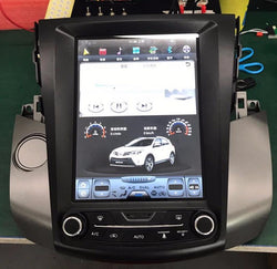 "10.4"" Vertical Screen Android Navigation Radio for Toyota RAV4 2006 - 2012"