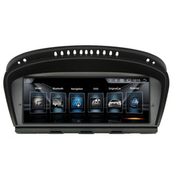 "8.8"" Android Navigation Radio for BMW 3 Series 2009 - 2012  5 Series 2009 - 2010  E60 2005 - 2008"