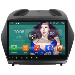"9"" Octa-Core Android Navigation Radio for Hyundai Tucson 2010 - 2015"