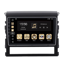 "10.2"" Octa-core Quad-core Android Navigation Radio for Toyota Land Cruiser 2016 - 2019"