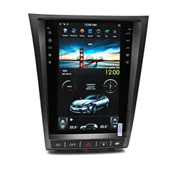 "Open box 11.8"" Vertical Screen Android Navigation Radio for Lexus GS 300 350 430 450h 460 2005 - 2011"