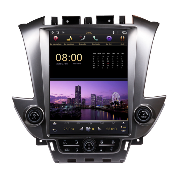 "12.1"" Android 7.1 Fast Boot Vertical Screen Navigation Radio for Chevrolet Tahoe Suburban GMC Yukon 2015 - 2019"
